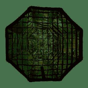 Caruba Honingraat (Grid) voor Orb 90cm