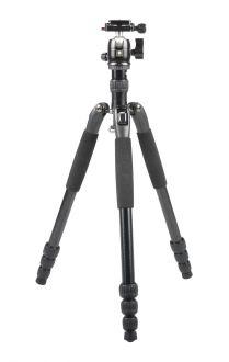 Sirui UltraLight T-004SK + B-00K balhoofd (zwart)