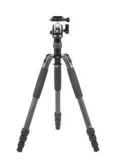 Sirui UltraLight T-024SK + B-00K balhoofd (Black)