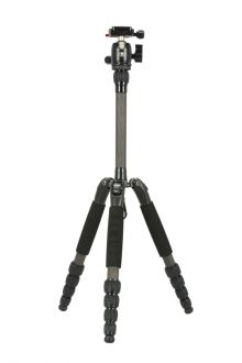 Sirui UltraLight T-025SK + B-00K balhoofd (Black)
