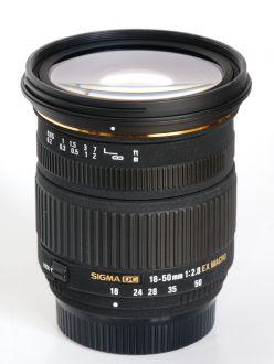 Sigma 18-50mm F2.8 Nikon AF D