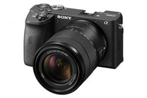 Sony A6600 18-135mm kit - demo voorraad