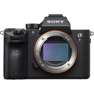 Sony A7R III body 4K camera  Amazon