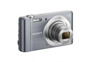 Sony DSC-W810S zilver