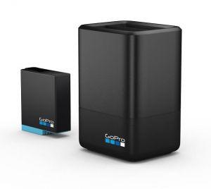 GoPro dubbele batterijlader + batterij