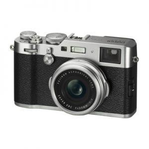 Fujifilm X100F - zilver