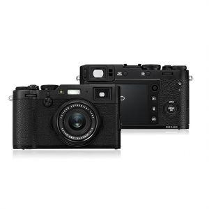 Fujifilm X100F - zwart