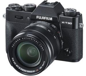 Fujifilm X-T30 Zwart + XF 18-55mm f/2.8-4.0 R LM OIS + XF 55-200mm f/3.5-4.8 R LM OIS