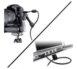 Tether Tools JerkStopper Tethering Kit with USB Mount