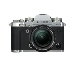 Fujifilm X-T3 + 18-55mm f/2.8-4.0 OIS - zilver