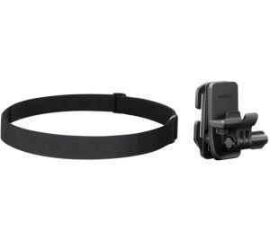 Clip + headband action cam - demo voorraad