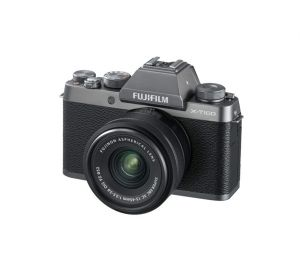 Fujifilm X-T100 + XC15-45mm Kit - zilver