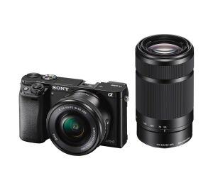 Sony A6000YB + 16-50 + 55-210 Black