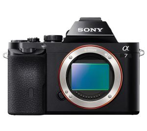 Sony A7 II body B-Stock