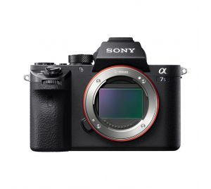 Sony A7s II body 4K camera