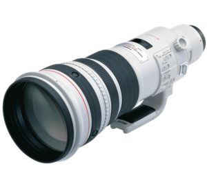 Canon EF 500mm f/4.0 IS L USM