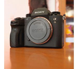 Sony A9 + VG-C3EM grip - occasion