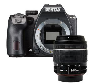 Pentax K-70 + Pentax DAL 18-55 WR Kit
