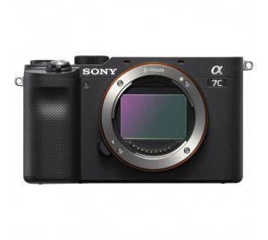 Sony A7C body - zwart