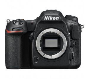 Nikon D500 met Nikon AF-S 18-140mm VR