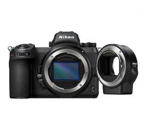 Nikon Z7II Adapt Kit (met FTZ mount adapter)